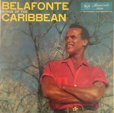 "Harry Belafonte - Belafonte Sings Of The Caribbean Mono 12"" Vinyl LP Record"