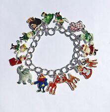 Rudolph Red Nose Reindeer Bracelet Santa Misfit Toys  +++ Charms