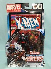 Marvel Universe Comic Packs Greatest Battles Gambit & Mister Sinister MOSC