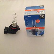 2 x STÜCK OSRAM SYLVANIA HB3 LAMPE 9005 12V 60W E1 P20d LAMP LAMPEN GLÜHLAMPE