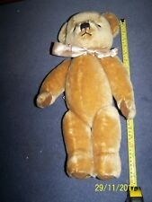 """Golden Brown ~ Merrythought ~ Bear 18"""" ~ Reg No PA169"""