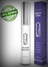 Organic Natural Eyelash Growth Serum Fuller Thicker Lashes & Brows in 2 Weeks