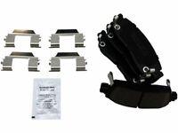 Brake Pad Set For Enclave Rainier SSR Trailblazer EXT Traverse Acadia RD63H8