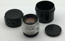 JUPITER-3 1.5/50mm Zagorsk lens M39-L39 screw mount FED Leica Zorki IN BOX EXC!