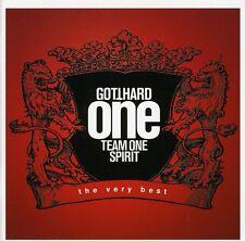 Gotthard - One Team One Spirit [New CD] Germany - Import