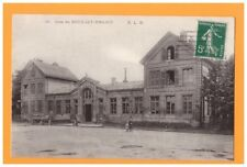LE BOURGET - DRANCY (93) GARE animée début 1900
