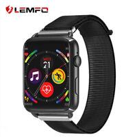 Lemfo LEM10 smart watch 3+32G 4G HD front camera GPS WiFi for Xiaomi iPhone