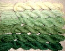 New Paternayan Wool 3ply Persian Yarn Needlepoint Crewel 610 Hunter Green Family