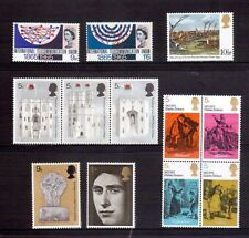 GREAT BRITAIN 1960s sets incl Charles investiture MUH