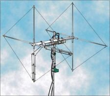 "TWO ELEMENTS 11 METERS, ""TRUE"" CB QUAD ANTENNA 8KW, BROADBAND, DUAL POLARIZATION"