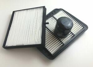 Oil Filter Air Filter Pollen Filter For Chevrolet Daewoo Lacetti Nubira 1.4 1.6