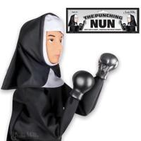 The Punching Nun Boxing Hand Puppet!