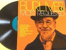 Burl Ives Most Requested (Vinyl Record)