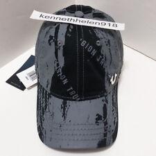 dadbd4c2 True Religion Tr2490 Black Baseball Strapback Cap With Tags