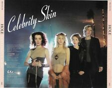 HOLE Celebrity Skin 2:42 1998 USA Promo CD Single Courtney Love
