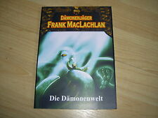 Dämonenjäger Frank MacLachlan Nr. 04 ***Zustand 0-1***