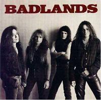 Badlands - self-titled cassette tape