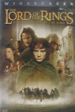 The Lord of the Rings: The Fellowship of the Ring (DVD, 2002, 2-Disc Set,