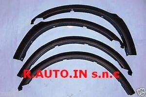 COMPATIBILE CON FIAT UNO Turbo ie / UNO SX PARAFANGHINI PASSARUOTA MK2 1989 -->