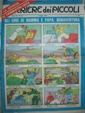 Strisce a fumetti di fumetti europei e franco-belgi corriere dei piccoli anno 1966