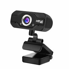 720P HD Webcam USB Widescreen Computer Camera with Microphone for Desktop P