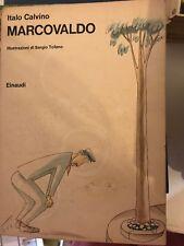 CALVINO - MARCOVALDO OVVERO LE STAGIONI IN CITTà - EINAUDI - 1963 4^ed