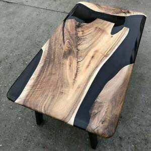 """48"""" x 30"""" Epoxy Resin Table Top / Counter Home / Office Decor"""