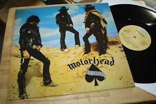 Motörhead - Ace Of Spades - Top Bronze DE Hard Rock Vinyl Album RI - Pictures
