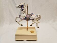 San Francisco Music Box Carousel Viola-1994 Collection-Ltd/Ed Vintage 4045/5000