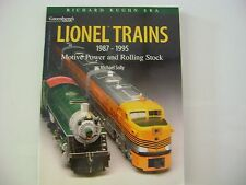 Greenberg's Lionel Trains 1987-1995 Motive Power and Rolling Stock