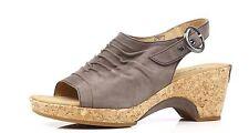 Gabor Rodeo-Nubuk dark -fumo /Gray Shoes/Sandals womens US SZ 7, UK 5