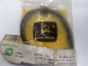 Genuine John Deere OEM fuel line PT6689 fast shipper to buyer