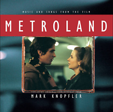 MARK KNOPFLER - Metroland - OST - Rsd 2020 CLEAR Vinyl LP - Brand New & Sealed