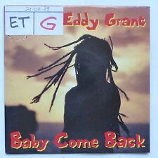 EDDY GRANT Baby come back 2034187 reggae