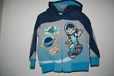 Miles From Tomorrow Disney Store Long Sleeved Hoodie Age 2 Years 92 Cms BNWT
