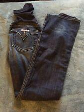 Hudsons Maternity Jeans 29x34, Very Nice