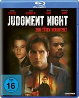 JUDGMENT NIGHT [Blu-ray Disc] (1993) Emilio Estevez Rare Import Movie Judgement