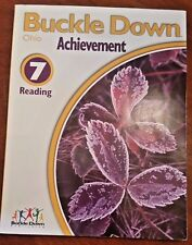Buckle Down Ohio Achievement - Reading - Level 7- ISBN 0-7836-4098-6