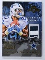 2015 Gridiron Kings Masters of the Game Materials Prime Joseph Randle Jersey /49