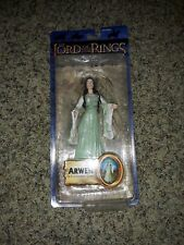 NEW Lord Of The Rings 2004 Toy Biz Action Figure Arwen In Coronation Gown 81357