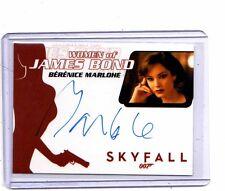 2014 James Bond Archives Berenice Marlohe auto card