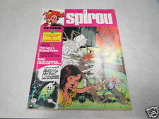 SPIROU MAGAZINE N° 1956 9 octobre 1975 + SUPPLEMENT les pecheurs de guerres *