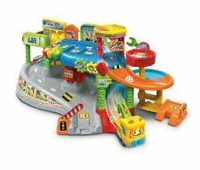 VTech 80512773 Toot-Toot Drivers Garage Toys - Multicolored