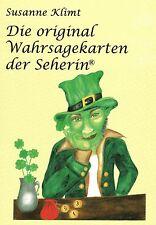 Die original Wahrsagekarten der Seherin - Tarot Buch von Susanne Klimt - NEU