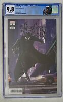 Venom 9 1:10 Animation Variant CGC 9.8 1st Full Appearance Dylan Brock