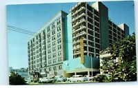 Dempsey Motor Hotel Cherry and Third Street Macon Georgia Vintage Postcard B07