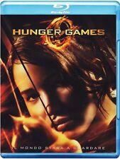 Hunger Games (Blu-Ray) con Jennifer Lawrence - primo film della serie