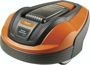 Flymo 1200R Robotic Lawnmower Automatic Cordless Rotary Boxed New!