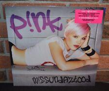 PINK - M!ssundaztood, 1st Press Limited 2LP VIOLET VINYL + Download New & Sealed