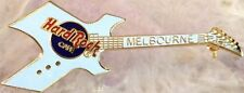 Hard Rock Cafe MELBOURNE 1998 BC Rich Warlock GUITAR PIN - HRC Catalog #5440
